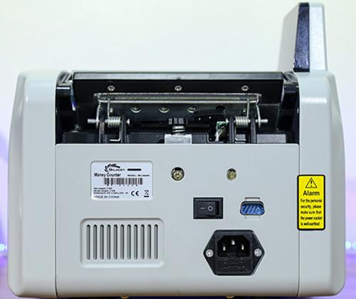 Máy đếm tiền phát hiện tiền siêu giả Silicon MC-9900N-6