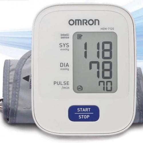 Máy đo huyết áp bắp tay Omron HEM-7120-1