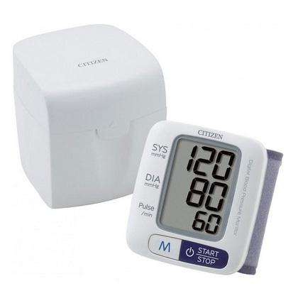 Máy đo huyết áp cổ tay Citizen CH-650-5