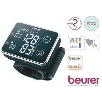 Kết quả hình ảnh cho máy đo huyết áp cổ tay beurer bc 58