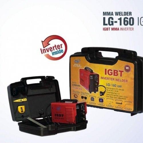 Máy hàn điện tử Legi LG-160 IGBT-1