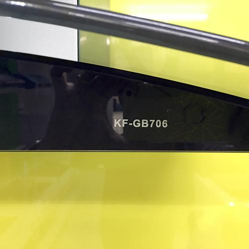 Máy hút mùi bếp kính cong 9 tấc KAFF KF-GB906-3