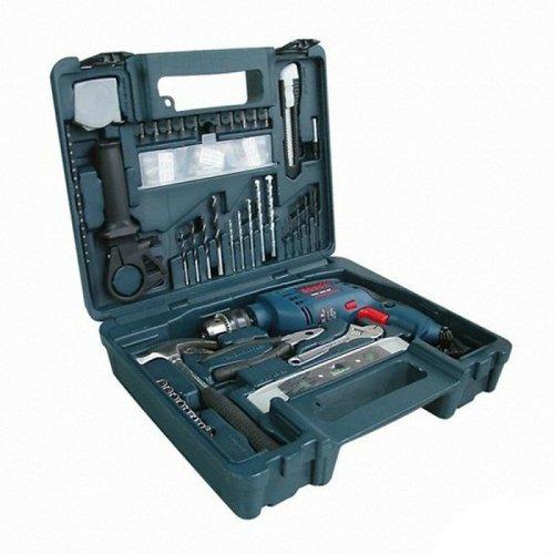Bộ dụng cụ Máy khoan Bosch GSB 13 RE 100 chi tiết-2