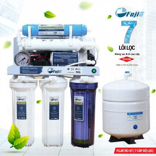 Máy lọc nước RO FUJIE RO-07 (7 cấp lọc)-2