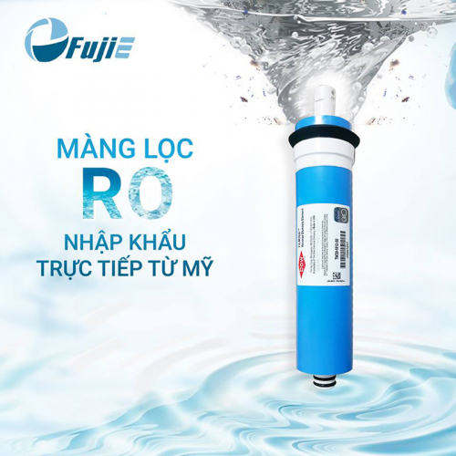 Máy lọc nước RO FUJIE RO-09 CAB (9 cấp lọc - Bao gồm tủ cường lực)-2