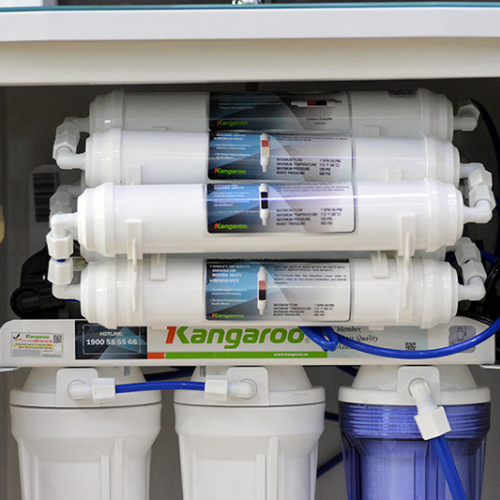 Máy lọc nước RO KANGAROO KG100HP VTU HYDROGEN (10 cấp lọc - Bao gồm tủ cường lực)-4