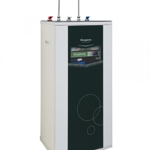 Máy lọc nước RO nóng lạnh 2 vòi KANGAROO KG09A3 (9 cấp lọc - Bao gồm tủ cường lực)-2