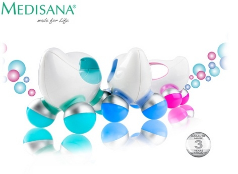 Máy massage cầm tay mini Medisana MMI-5