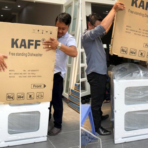 Máy rửa chén bát KAFF KF-S906TFT-7