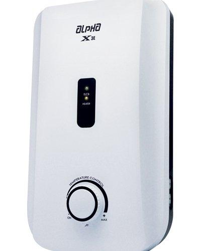 Máy tắm nước nóng Alpha X3E-2