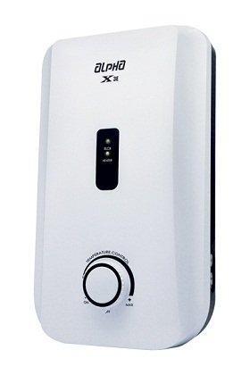 Máy tắm nước nóng Alpha X3E-1