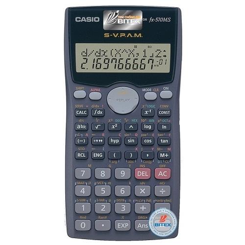 Máy tính Casio FX-570MS