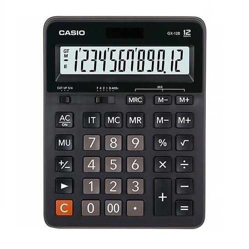 Máy tính Casio GX-12B-1