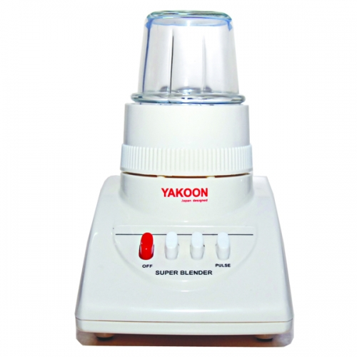 Máy xay sinh tố 3 trong 1 Yakoon - Cối thủy tinh-2