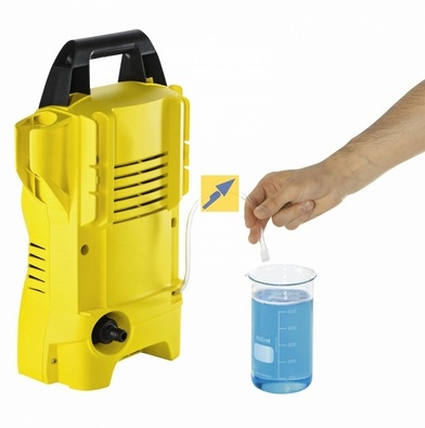 Máy xịt rửa áp lực cao Karcher K2 Basic