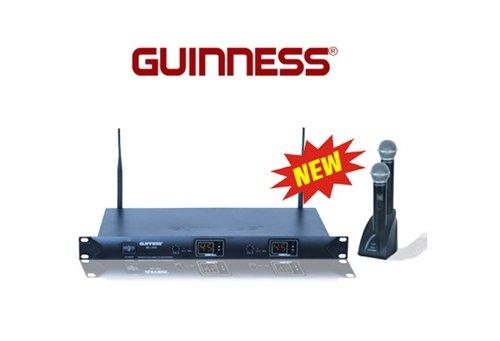 Micro không dây Guinness MU-300i