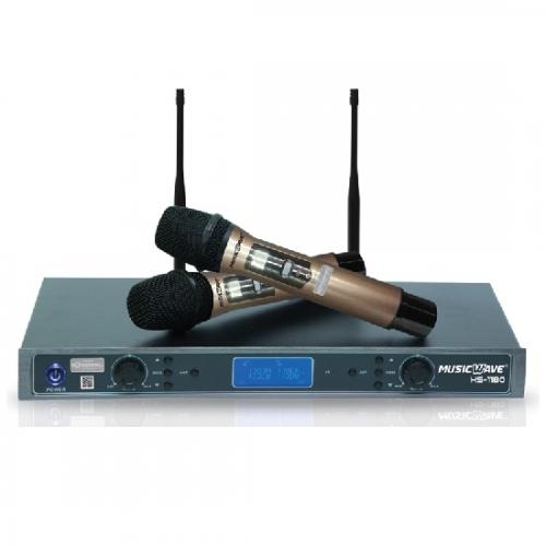 Micro không dây Music Wave HS-1180-1