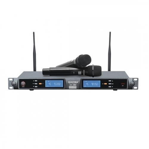 Micro không dây Music Wave HS-1380-2