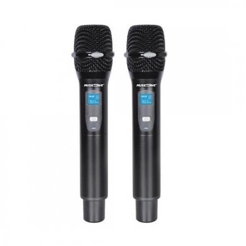 Micro không dây Music Wave HS-1380-3