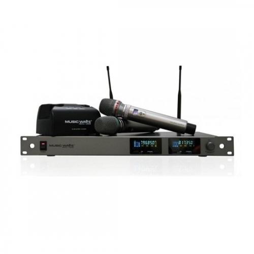 Micro không dây Music Wave HSpro-1500i-1
