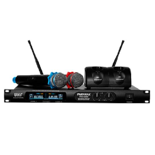 Micro không dây Paramax PRO-8000-4