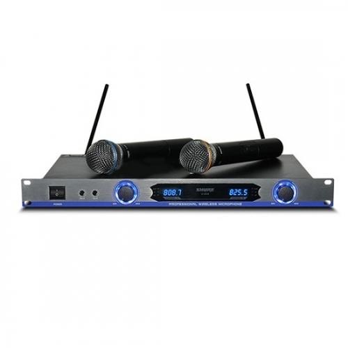 Micro không dây Shure U830-2