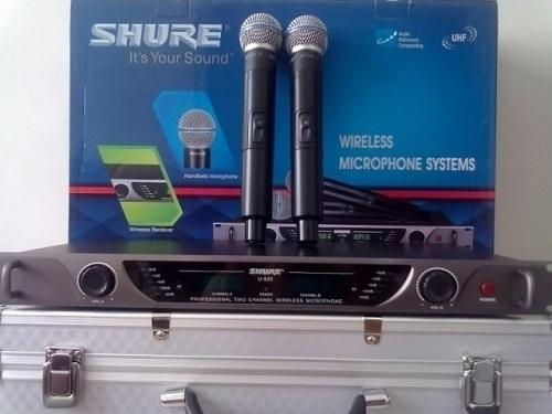 Micro không dây Shure U930-1