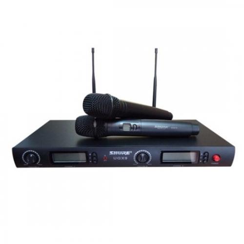 Micro không dây Shure UGX9-1
