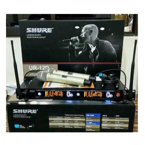 Micro không dây Shure UR12D