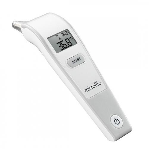 Nhiệt kế điện tử đo tai Microlife IR1DF1-1 /  IR1DQ1-1-2