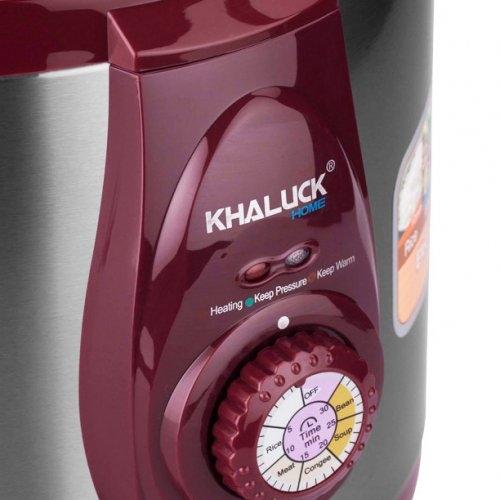 Nồi áp suất điện Khaluck KL-688 - Tráng men-4