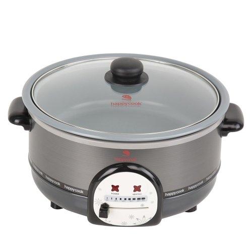 Nồi lẩu điện đa năng Happy Cook HCHP-300A - Dung tích 2.8L-1