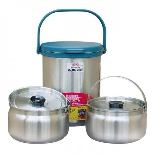 Nồi ủ Nhật Thermos RPB-6000 - 6.0 Lít-1