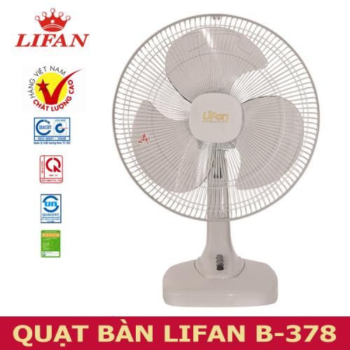 Quạt bàn Lifan B-378-2