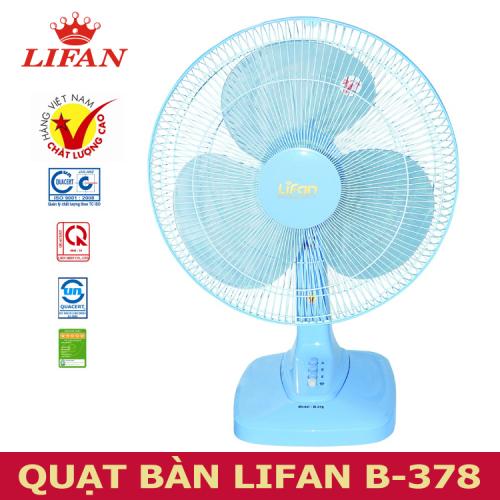 Quạt bàn Lifan B-378-3
