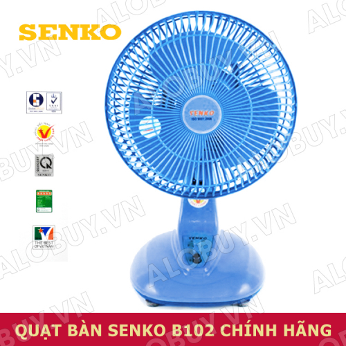 Quạt điện để bàn SENKO B102-4