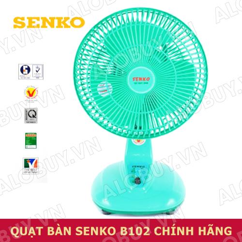 Quạt điện để bàn SENKO B102-3