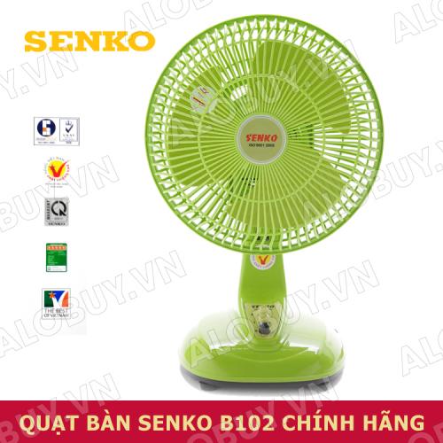 Quạt điện để bàn SENKO B102-2