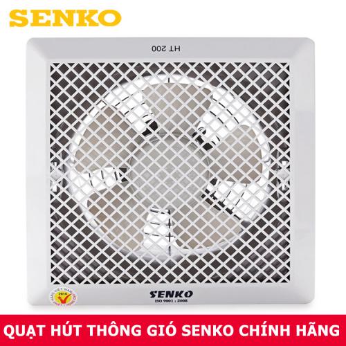 Quạt hút thông gió âm trần Senko HT200