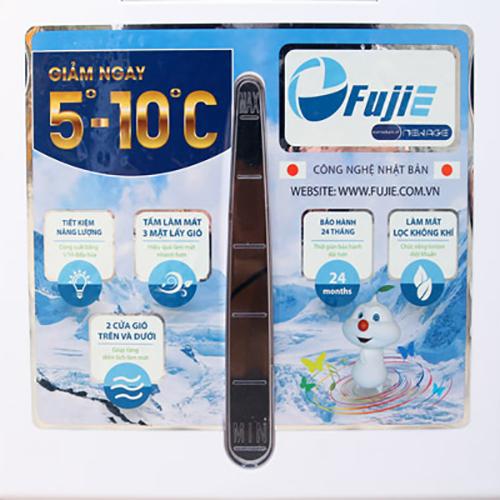 Quạt làm mát không khí FujiE AC-2802: 2 cửa gió-4