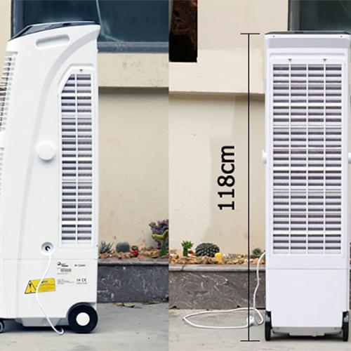 Quạt làm mát không khí FujiE AC-2802: 2 cửa gió-2