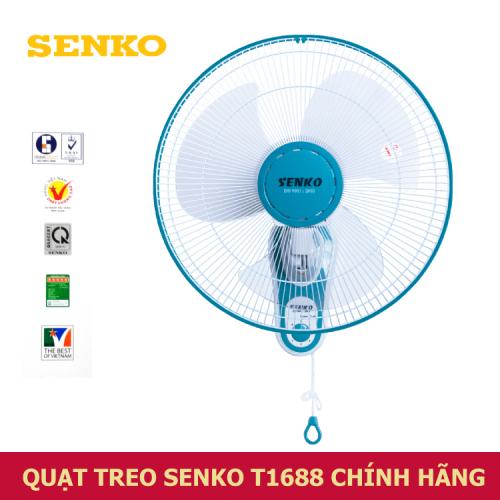 Quạt treo tường 1 dây SenKo T1688-1