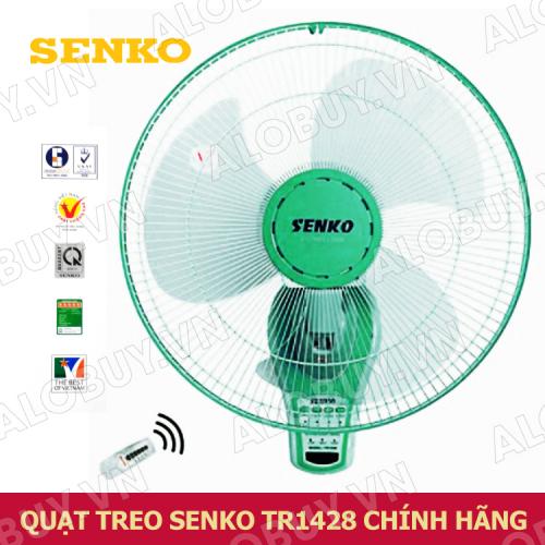 Quạt treo tường SENKO Có Remote TR1428-4
