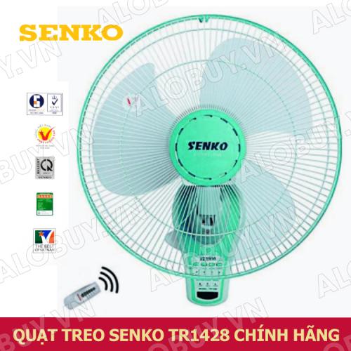 Quạt treo tường SENKO Có Remote TR1428-1