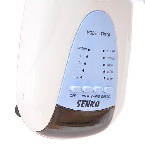 Quạt treo tường SENKO Có Remote TR828 / 1628-6