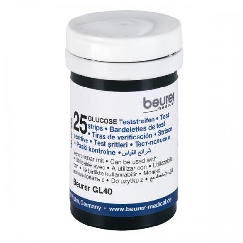 Que thử dành cho Máy đo đường huyết Beurer TESTGL40-1