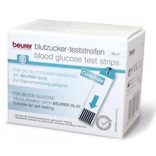 Que thử dành cho Máy đo đường huyết Beurer TESTGL42-2