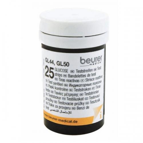 Que thử dành cho Máy đo đường huyết Beurer TESTGL50-2