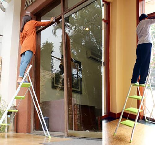 Thang ghế 4 bậc xếp gọn Advindeq ADS404-6