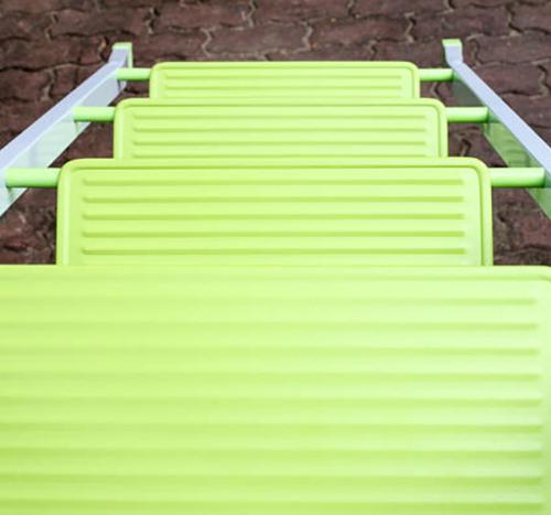 Thang ghế 4 bậc xếp gọn Advindeq ADS404-2